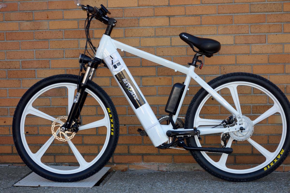 Stealth Electric Bike Welcome To Ebikesbyrevolve