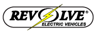 EBikesByRevolve Electric Bikes and Parts Logo