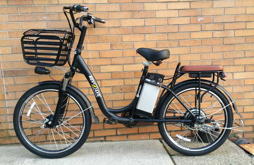 Buddy Electric Bike