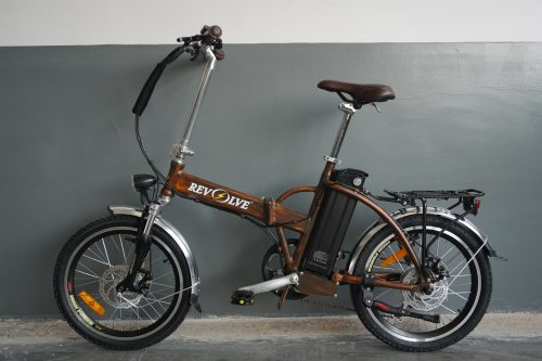 Handy Dandy- Folding Electric Bike