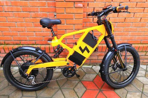 Boxon Electric Dirt Bike