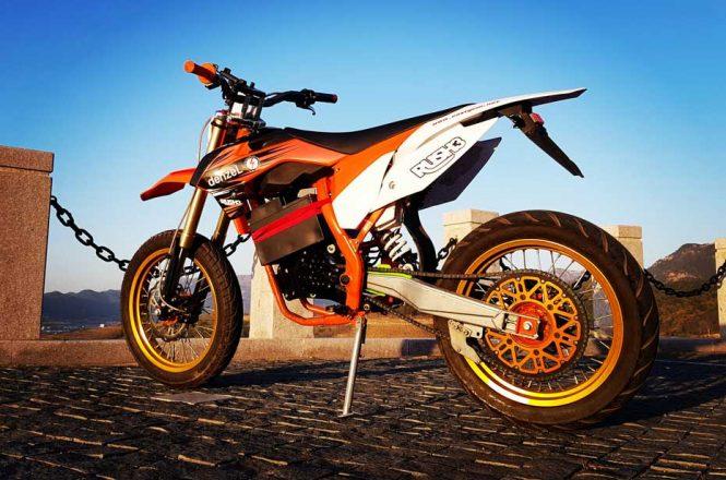 Rush Electric Dirt Bike