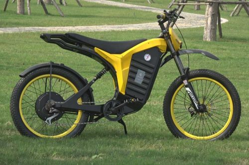 Rocket Electric Dirt Bike