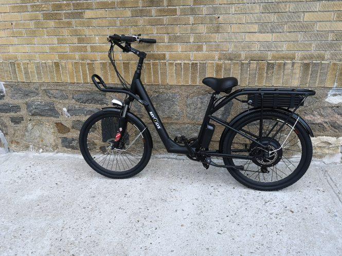 Plus Forty Electric Bike