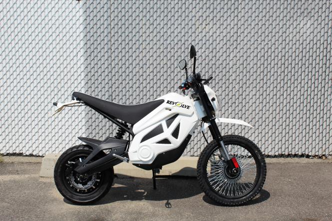 The Rocket Electric Dirt Bike